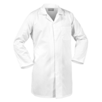 Turu Pure Food Industry Polycotton Domed Dustcoat 240gsm