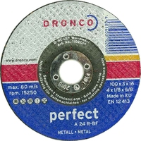 "GRINDING WHEEL DISC 115MM (4.5"")"