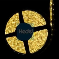 BSR-3528EP-300Y | 3528 YELLOW STRIP LED 5M - 300LEDS
