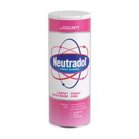 Neutradol Carpet Deodorizer Fresh Pink 350g