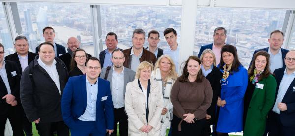 Clipper Retail celebrates success at The Shard