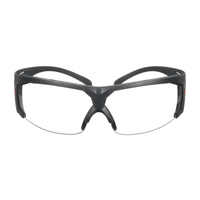 3M™ SecureFit™ Protective Eyewear SF601SGAF, Clear Scotchgard™ Anti-fog Lens