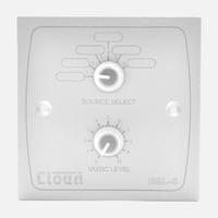 Cloud RSL-6W Remote Source / Volume Level Sel