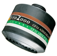 Scott 042799 CF32 A2B2E2K2-P3 Combi Filter