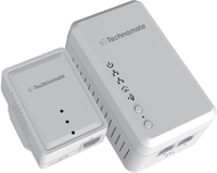 Technomate TM-600 Powerline Adapte Kit w/WIFI