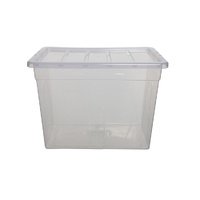 56cm Spacemaster Midi 38 Litre Storage Box
