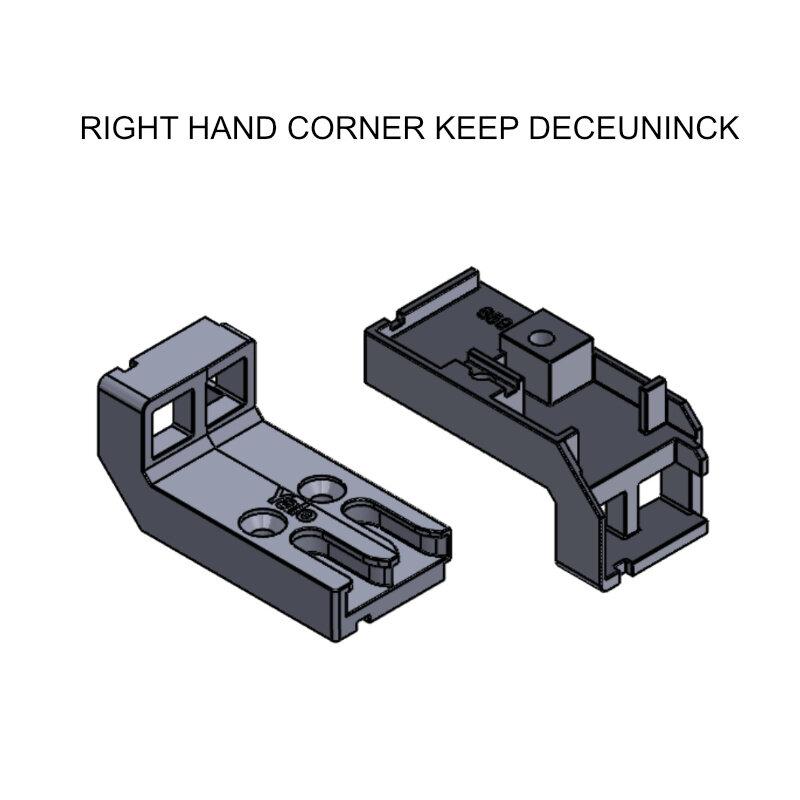 RIGHT HAND CORNER KEEP DECEUNINCK