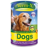 Verm-X Crunchies Treats for Dogs 325g x 1