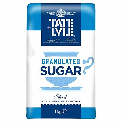 Sugar White Granulated-Tate&Lyle-(1kg)