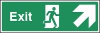 Emergency Escape Sign EMER0010-0358