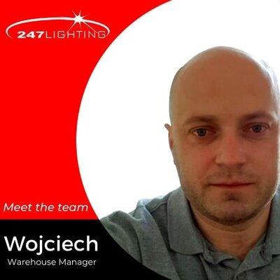 Meet Wojciech