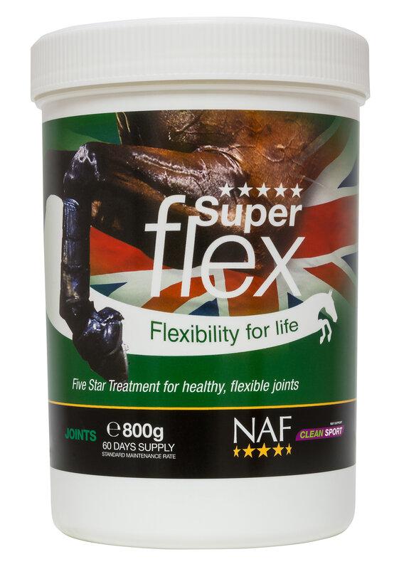 NAF Superflex 5 Star 800g