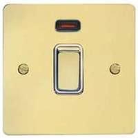 Flat Plate WHITE LV DIMMER  4 Gang 2way| LV0701.0553