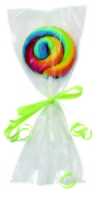 "Lollipop bags (6 x 3.75"") 25pack"
