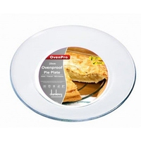 ULTRACOOK GLASS PIE PLATE 25 CM.
