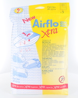 Airflow Bosch Activa SMS Vacuum Bags (5 Pack)