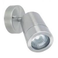 STAINLESS STEEL WALL LIGHT 1XGU10 IP44 35W