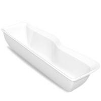 Counterwave 2/4 Deep Serving Dish 50cmx16cm 3.5l Carton of 2