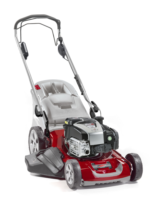 CASTELGARDEN XS55BVE Lawnmower - suitable for lawns up to 2,000sqm