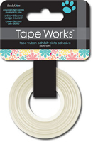 Tape Flowers Cheery (Priced in singles, order in multiples of 4)