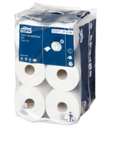 472193-297492 SMARTONE MINI TOILET TISSUE (12)