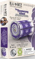 The Boomeerang Wheel. (Priced in singles, order in multiples of 2)