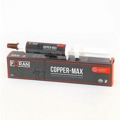 Foran Copper-Max Paste Syringe 30g