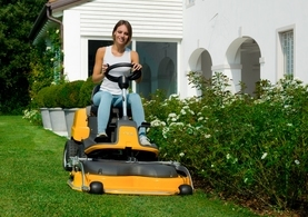 Front Deck Mower