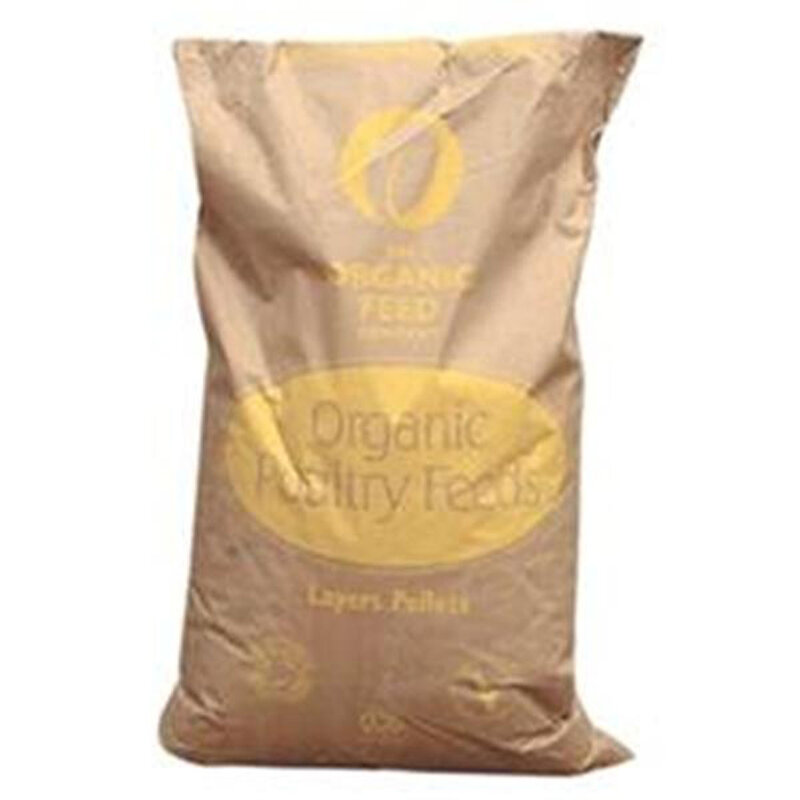 Allen & Page Organic Feed Company Layers Pellets 5kg