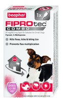 Beaphar FIPROtec COMBO Small Dog Spot On 1 Tube x 1