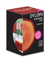 Dylon Machine Wash Dye with Salt Rosewood Red - 64