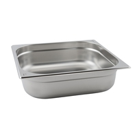 Gastronorm Container 2/3 40mm Deep S/S