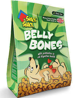 Snack Shack Belly Bones Dog Biscuits 175g x 6