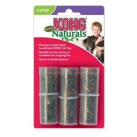 Kong Naturals Catnip Refills 3pk x 1