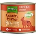 Country Hunter Chicken & Salmon Dog Cans 600g x 6