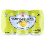 330 San Pellegrino Grapefruit Cans 6pk x4