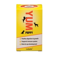 Lintbells YUM Puppy 70 scoop x 1