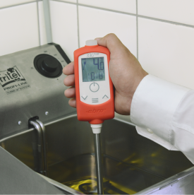 VIDEO: How to use and care for your Food Oil Monitor 
