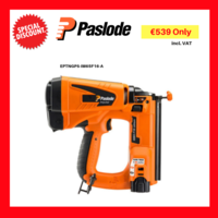 PASLODE IM65F16/A CORDLESS ANGLED SECOND FIX NAILER 7.4V (32-63mm) 1.2AH LI-ION (013313)
