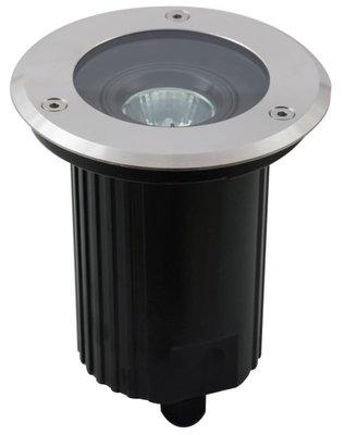 Stainless Steel Recessed Inground Adjustable Uplight | LV1002.0230