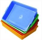 Plastic Litter Tray - Small x 10
