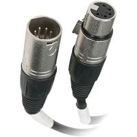 Chauvet Professional 5-Pin XLR DMX Cable (10ft)
