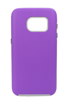 HD02035 Galaxy S7 Purple on Grey