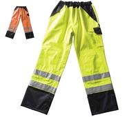 MASCOT Linz Hi-Vis Waterproof Trousers
