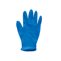 STANLEY NITRILE GLOVES 4 PACK ONE SIZE