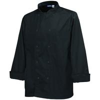 Stud Jacket Black Long Sleeve Small 91-96.5cm