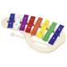 Xylophone with handle