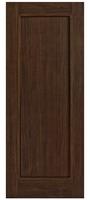 Daiken Walnut 1-Panel Solid 78x30 inch