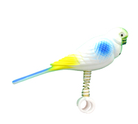 Beaks Parakeet on Spring x 1