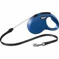 Flexi Classic Small 5 Metre Cord Blue x 1